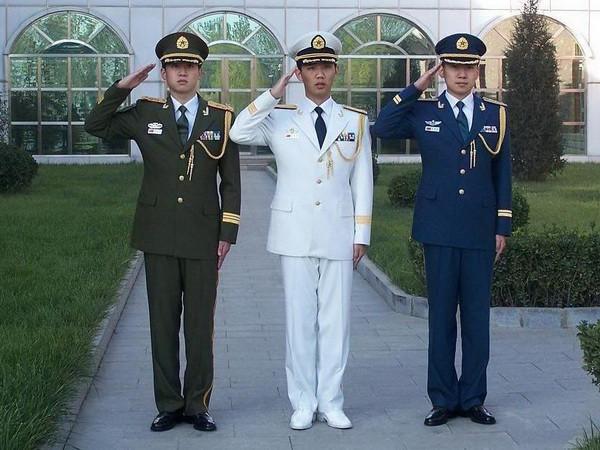海军服装_中国海军军服演变过程 图解-北京西蔓今典演出服公司