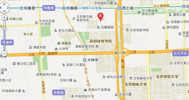 详细可查询百度地图:http://map.baidu